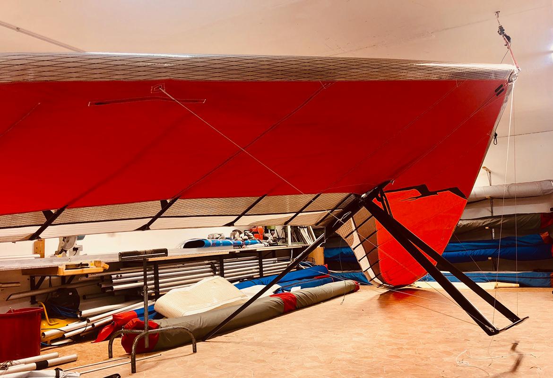 Moyes Gecko 155 Technora